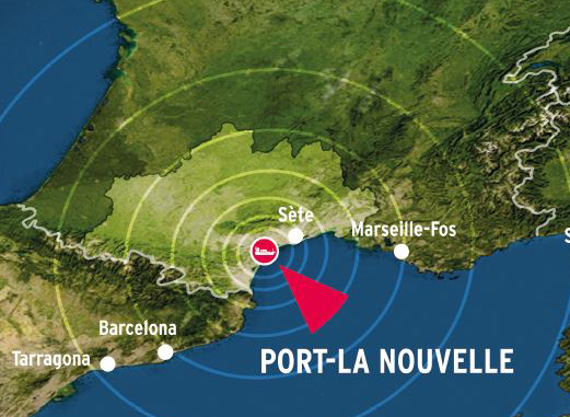 Port La Nouvelle Presentation Generale En